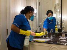 Se necesitan 10 personas para limpieza en importante Resort en la zona Sur de Alicante