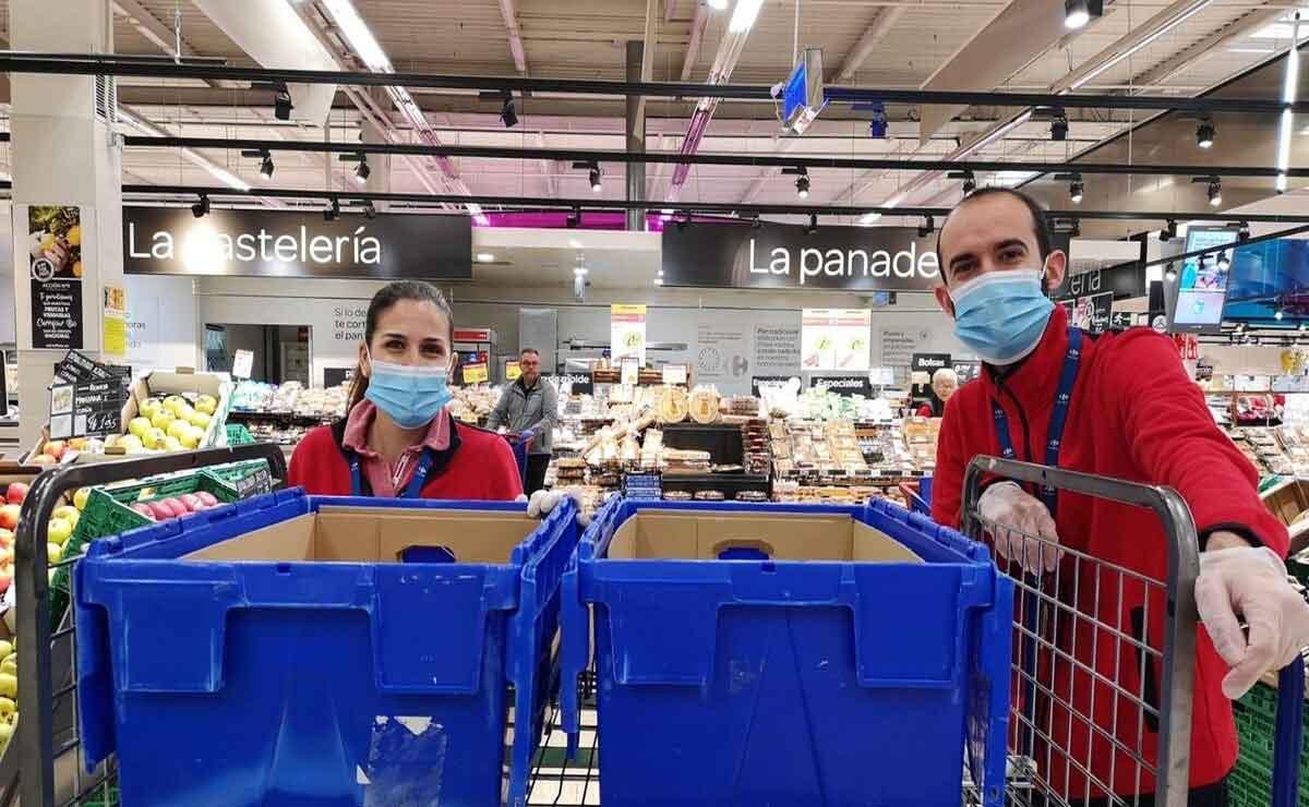 Carrefour nuevas ofertas de empleo