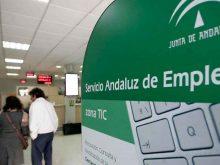 El SAE empleo en Salteras, Sevilla