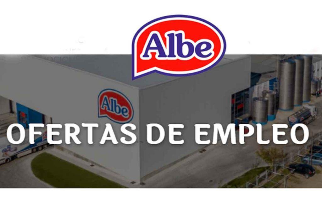 Portal de empleo Grupo Albe