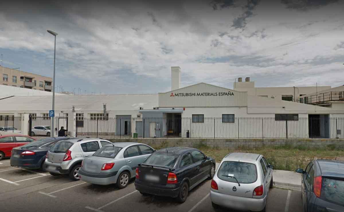 empleo para la fábrica de Mitsubishi