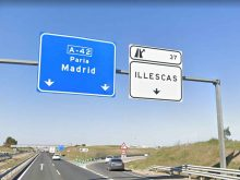 centro logístico en Illescas, Toledo