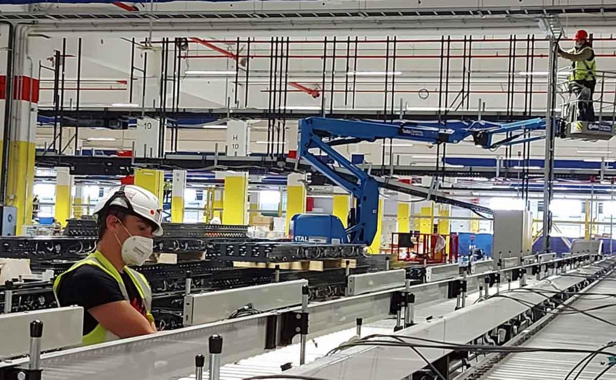 Se necesitan 25 operarios de almacén para trabajar en Corvera, Murcia