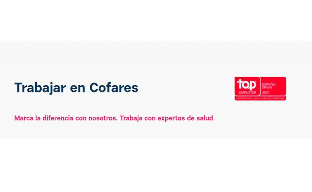 Portal de empleo Grupo CofaresPortal de empleo Grupo Cofares