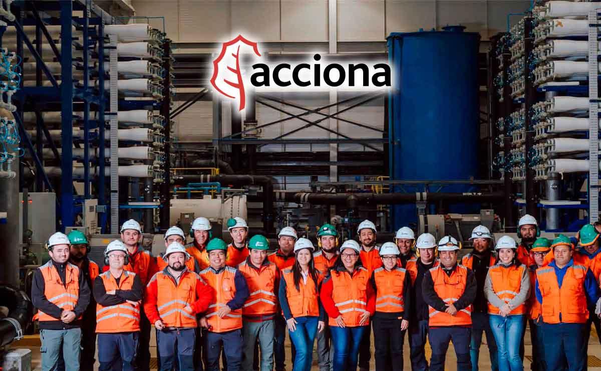 Trabajar en Grupo Acciona