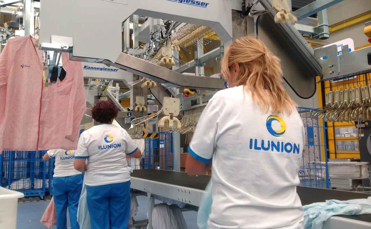 Trabajar en ILUNION Lavanderías ¿Cómo enviar el currículum?