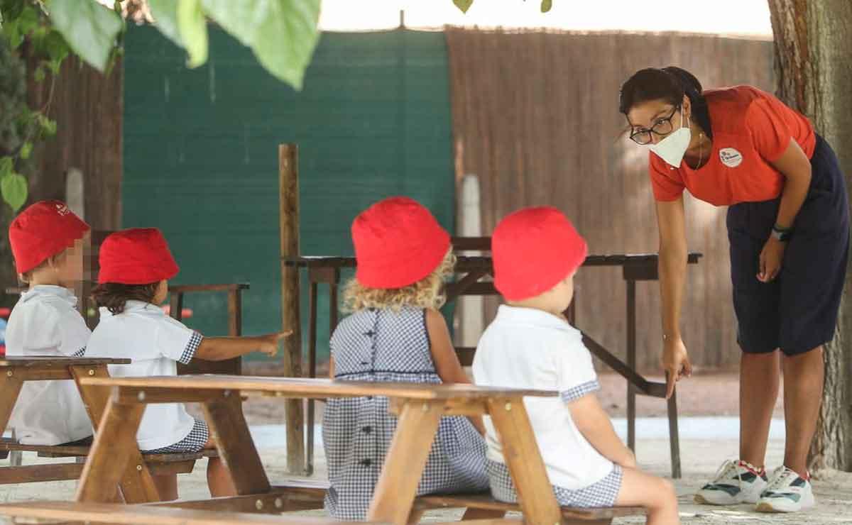 Ayudas a las familias para la escolarización de menores de 3 años