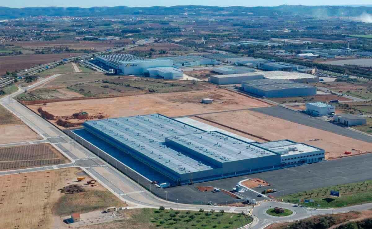 Empleo centro logístico en Valdemoro