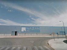 Fábrica NAZAM en Manzanares