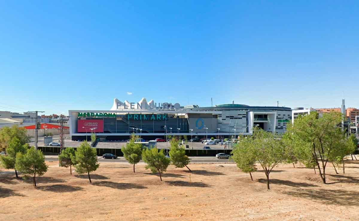 Centro Comercial Plenilunio en Madrid