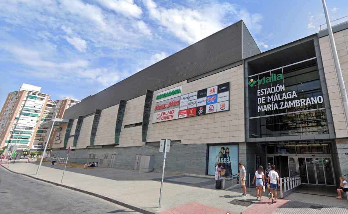 Centro Comercial Vialia en Málaga