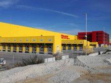 Nuevo Centro Logístico DHL