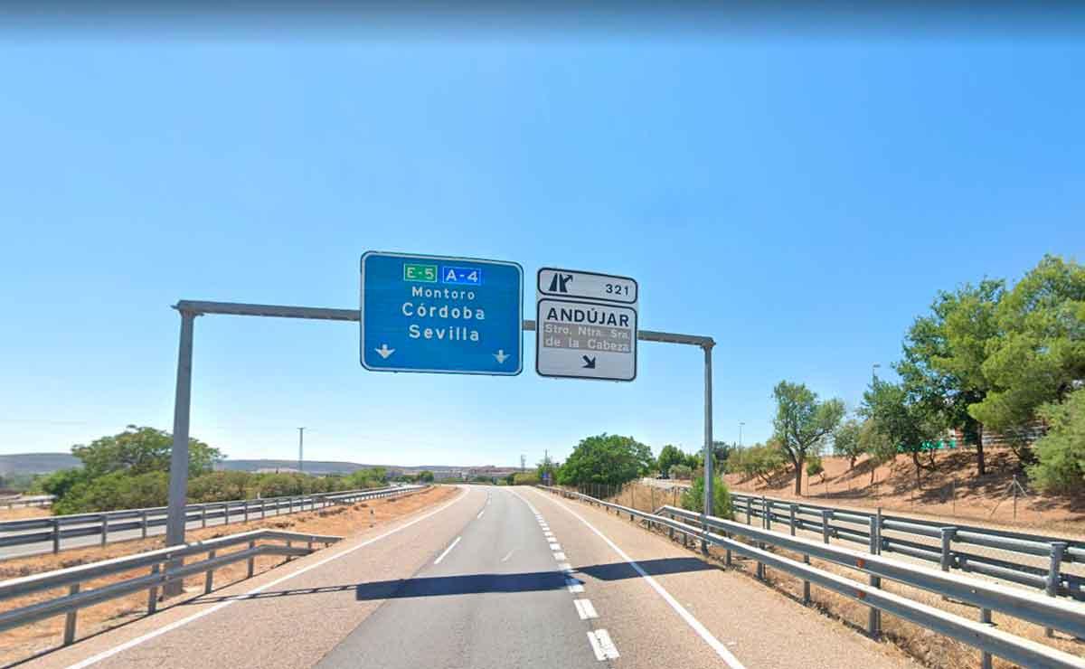 Fábrica en Andújar