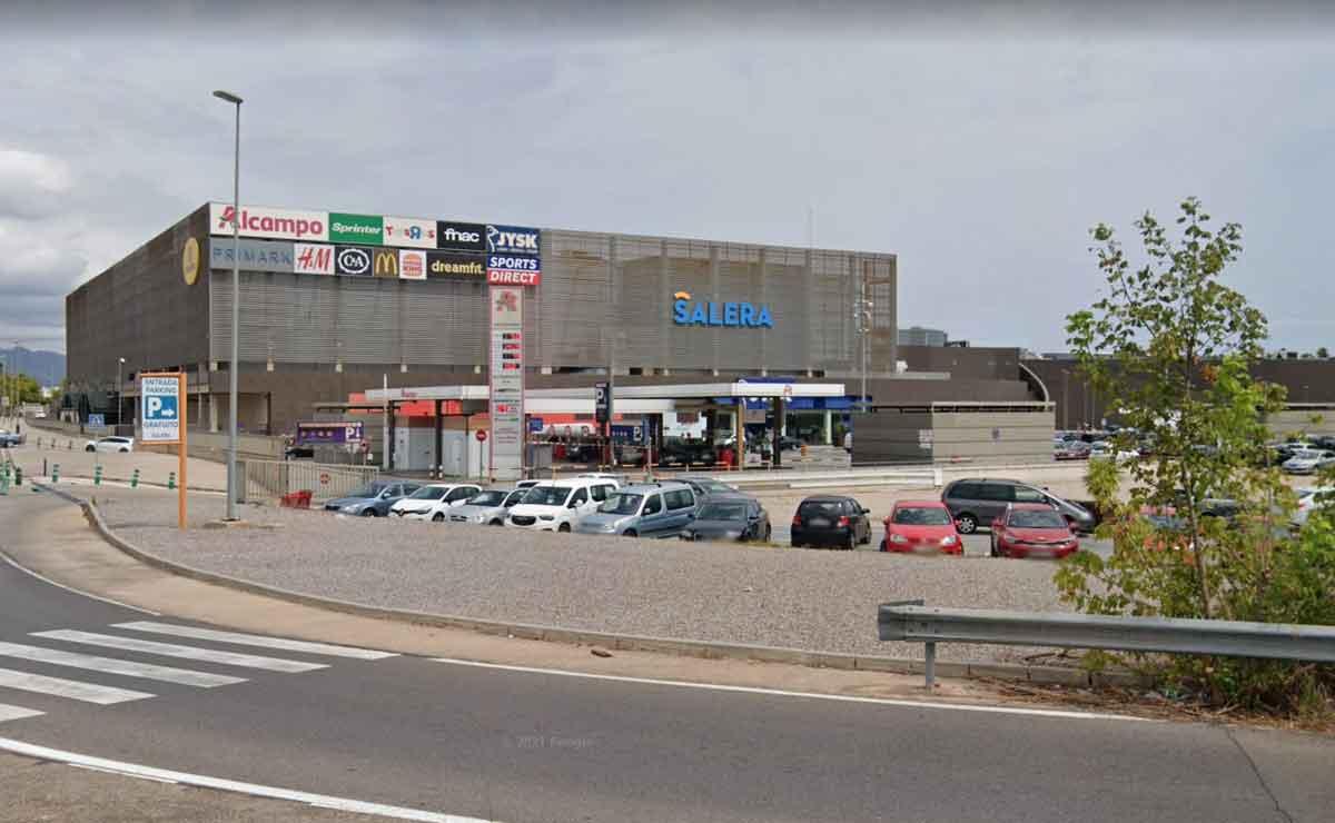 Centro Comercial SALERA en Castellón de la Plana