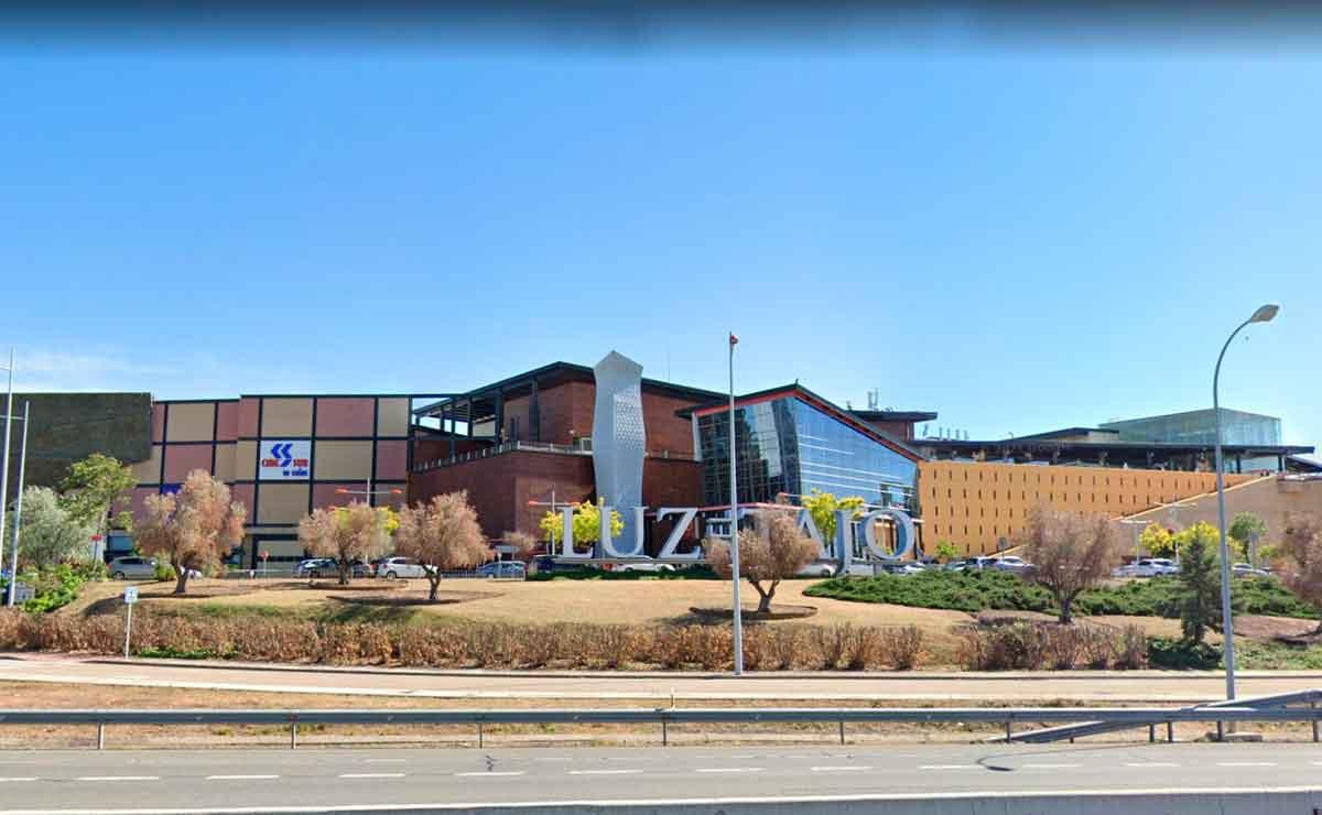 Centro Comercial Luz del Tajo en Toledo