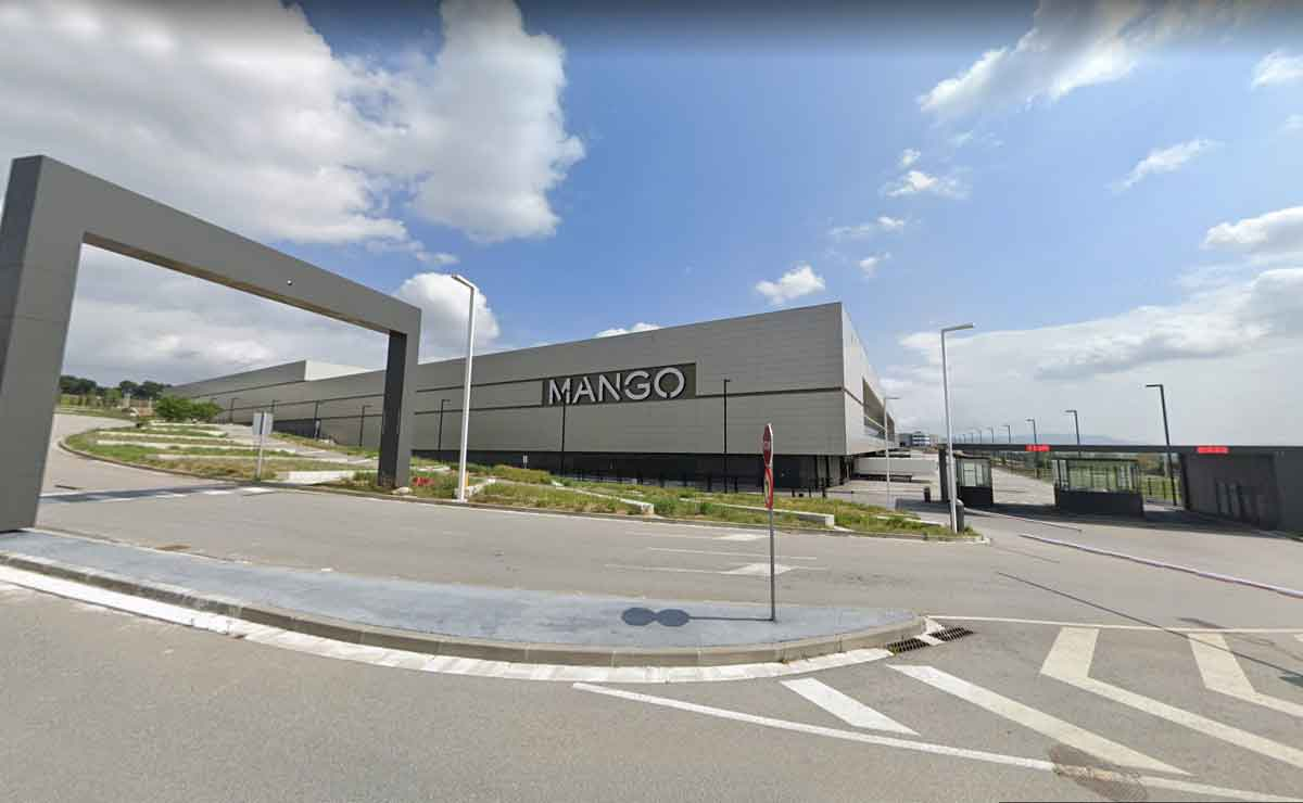 Empleo centro logístico de Mango