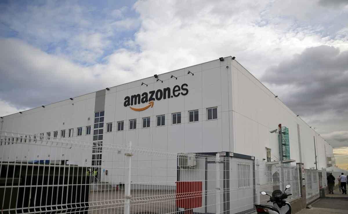 Amazon El Puerto Santa Maria, Cádiz. Como enviar el curriculum