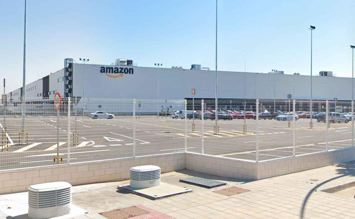 Empleo para Amazon en Getafe