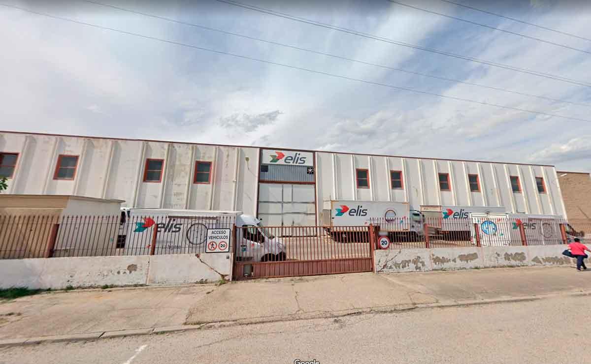 Empleo Lavandería Industrial Elis en Getafe