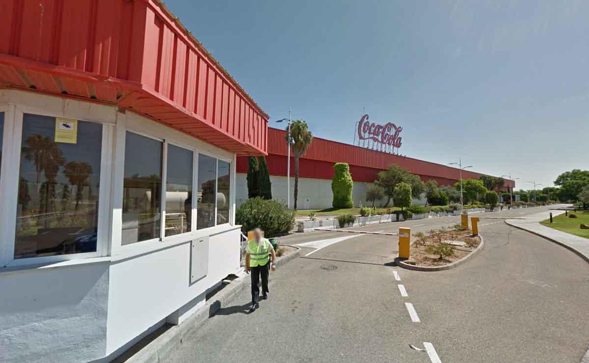 Coca-Cola empleo Octubre