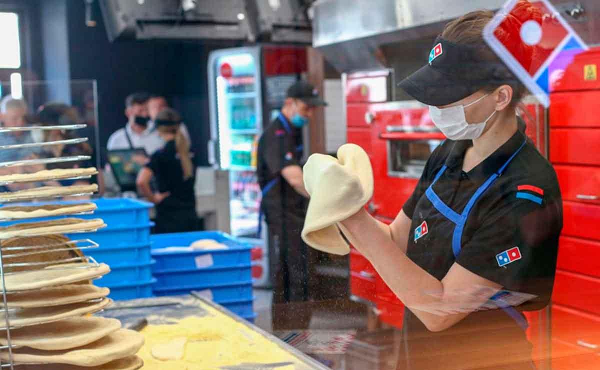 Empleo en Domino's Pizza