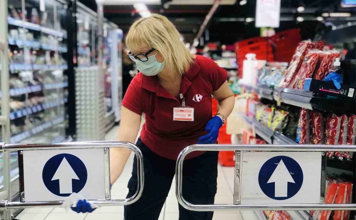 Empleo en Carrefour Octubre