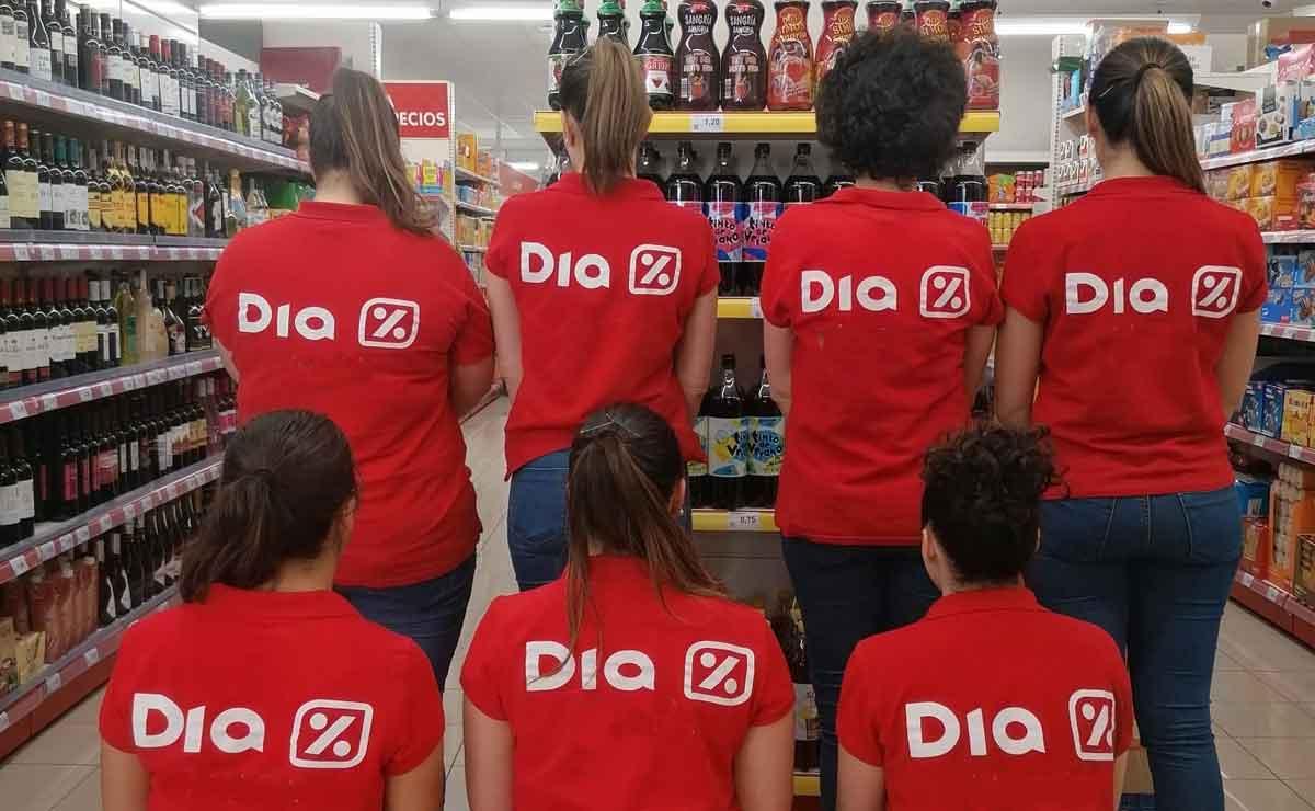Empleo Supermercados DIA