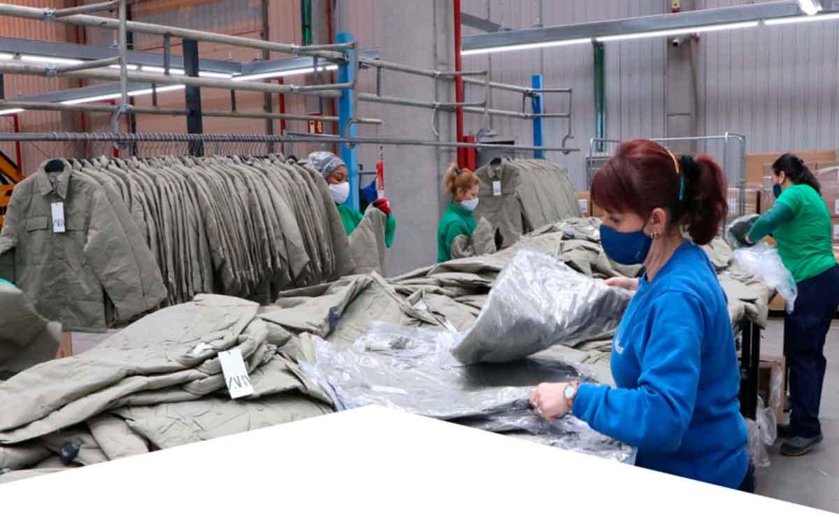 Empleo Fábrica textil en La Muela