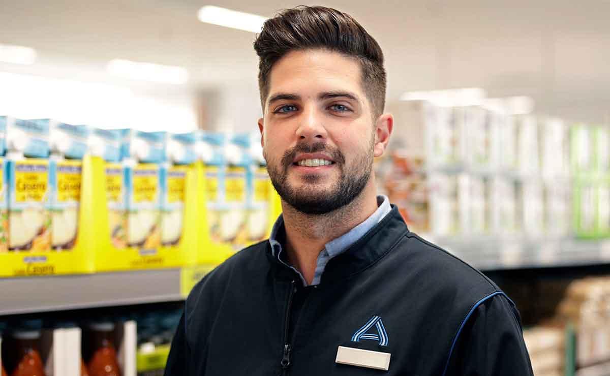 Supermercadps ALDI