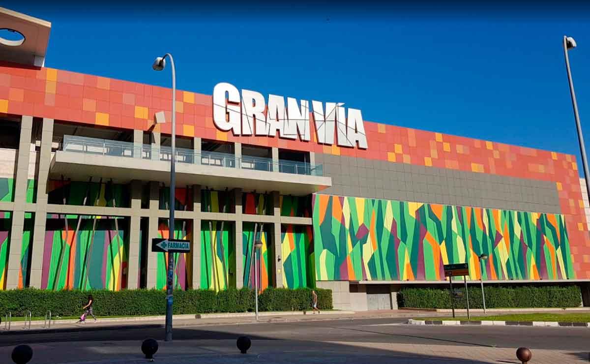 Empleo centro comercial Gran Vía Alicante