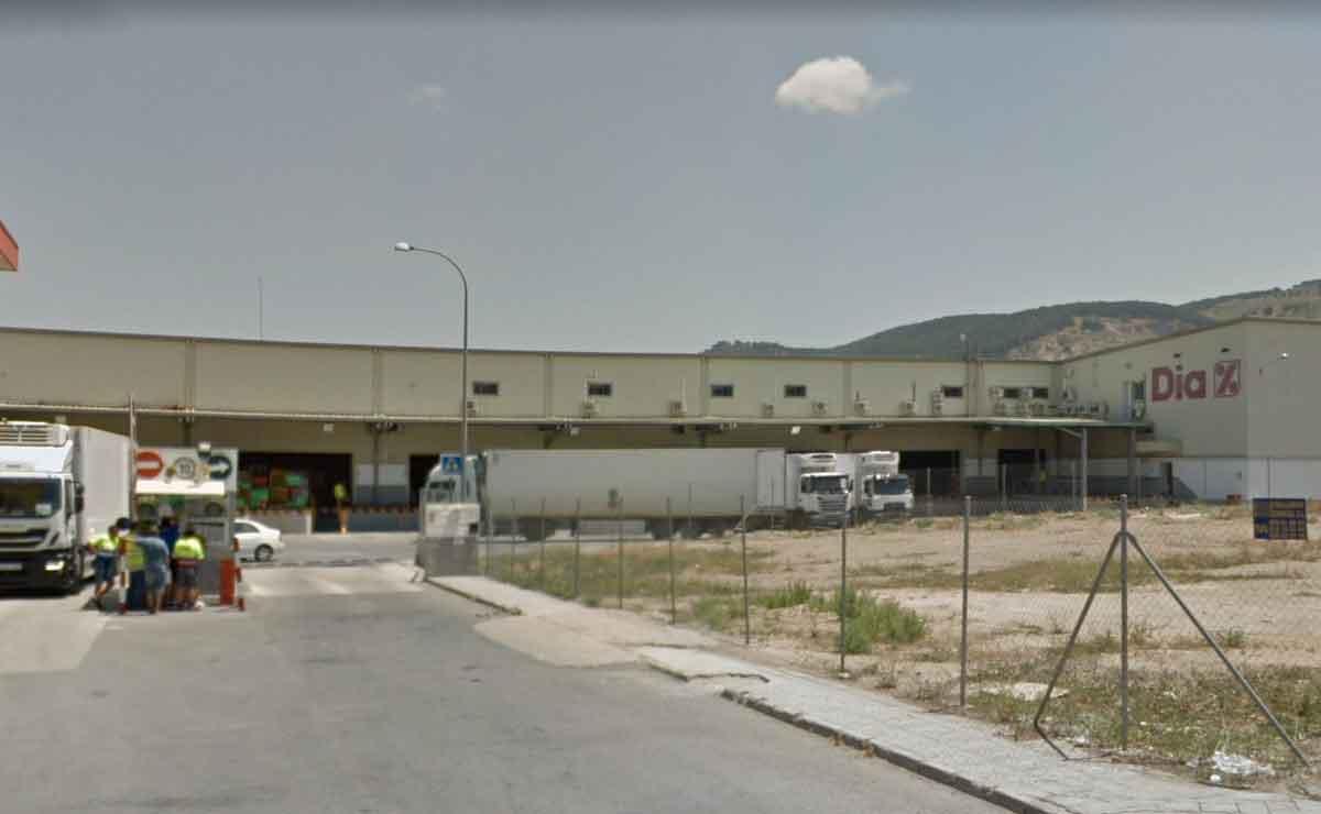 Empleo en Centro Logístico DIA en Antequera