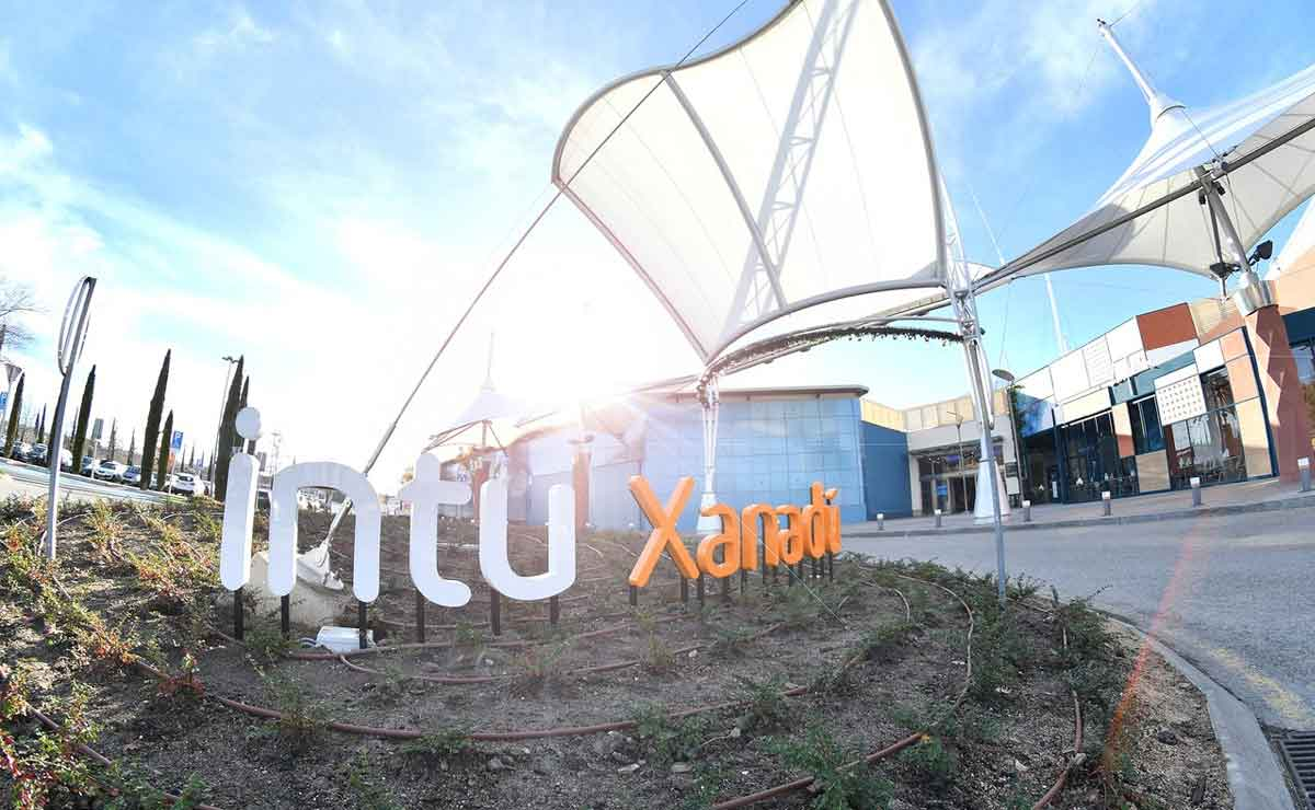 Centro Comercial Intu Xanadú en Arroyomolinos