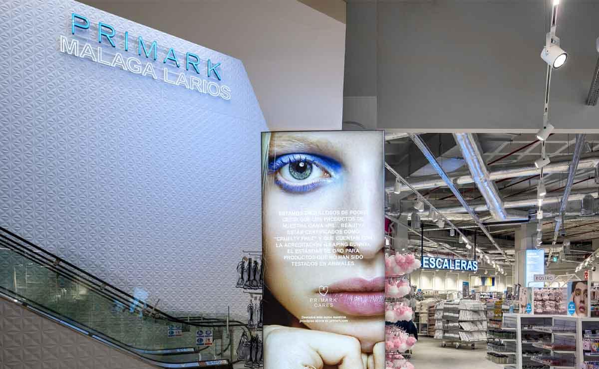 Primark Centro Comercial Larios