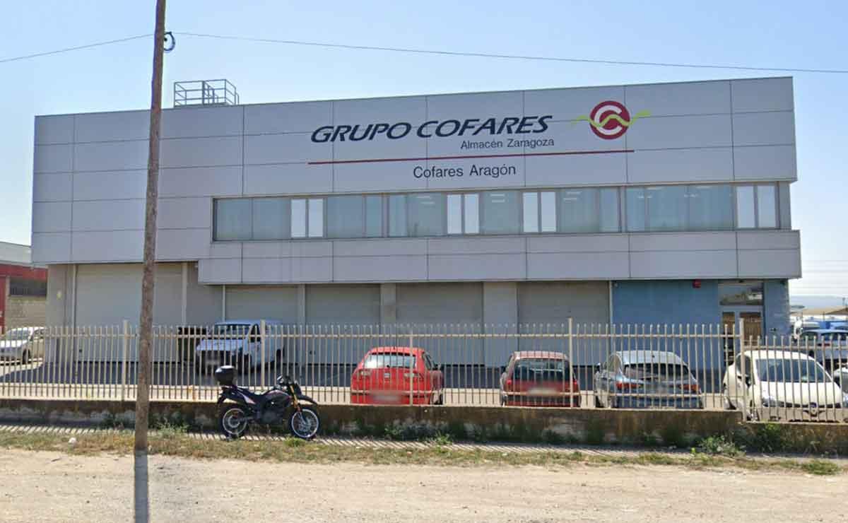 Grupo Cofares en Zaragoza