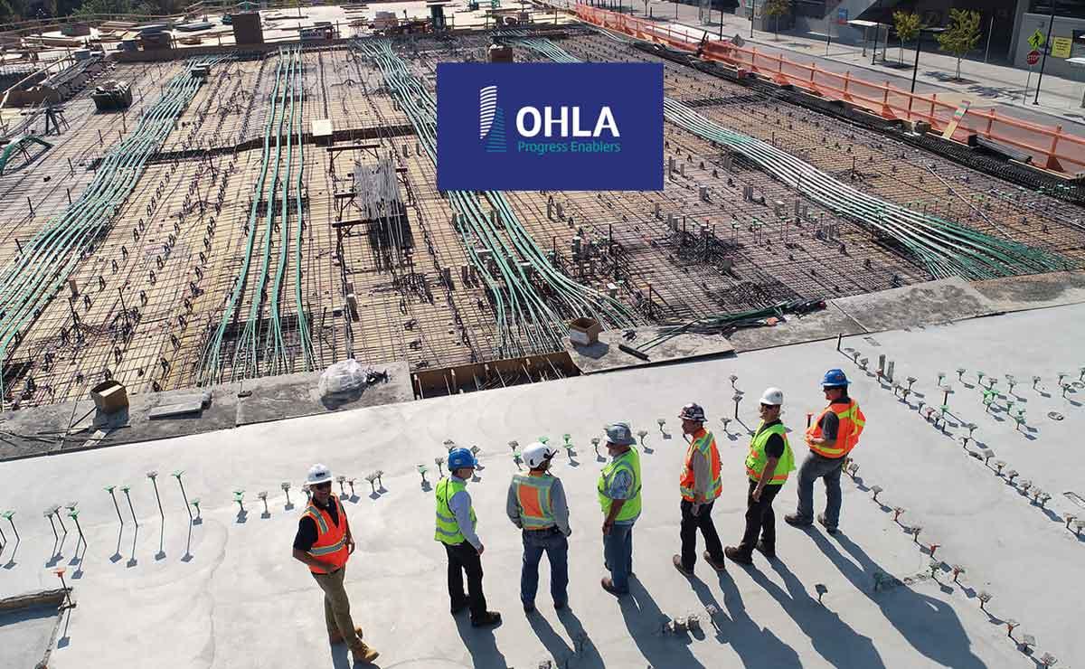 Empleo Construcciones OHLA
