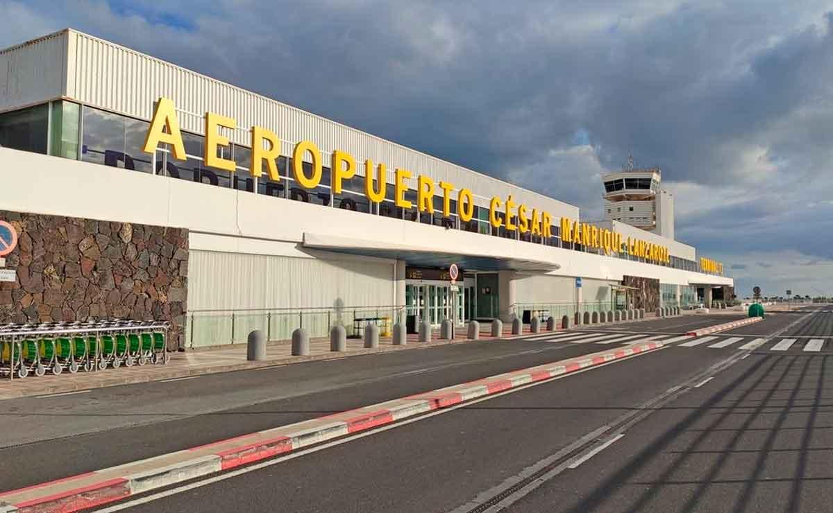 Trabajar en el Aeropuerto de Lanzarote