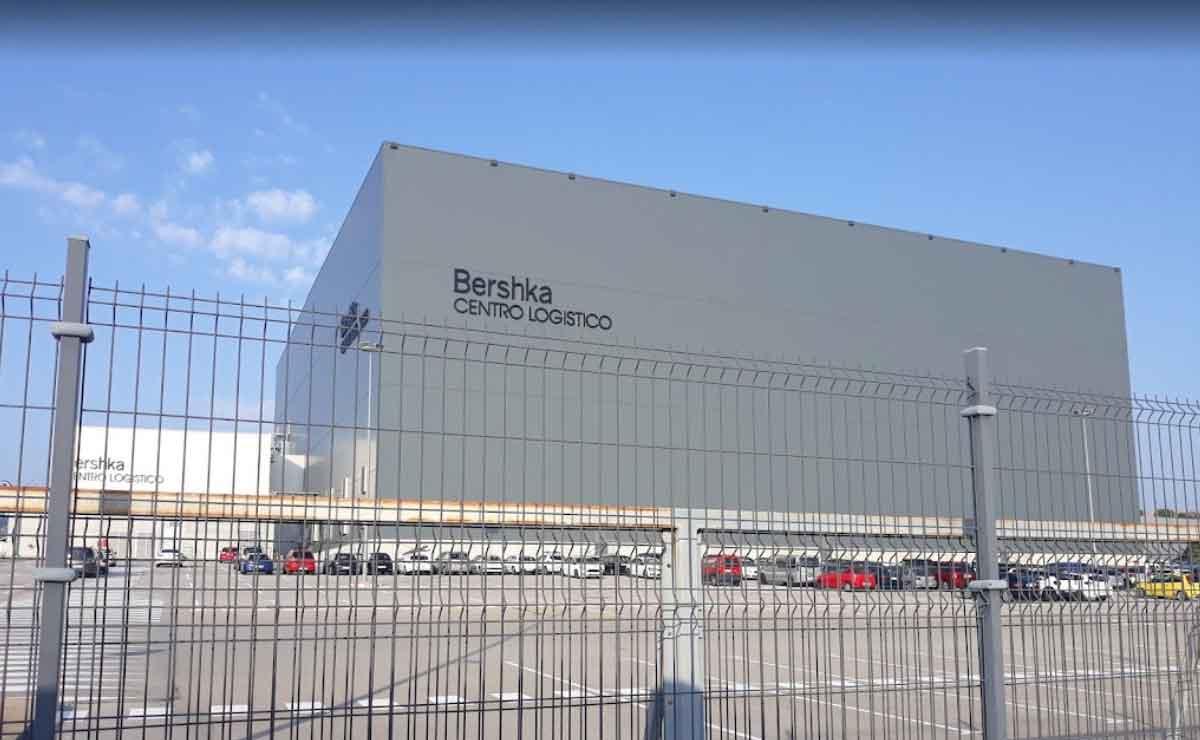 Empleo Centro logístico Bershka